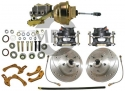 1959-64 Chevy Complete Stock Height High Performance Kit