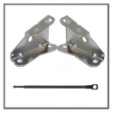 Booster Brackets/Pedal Rods